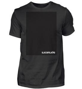 "Soccersocks ""Black Bar"" - Herren Premiumshirt-16"