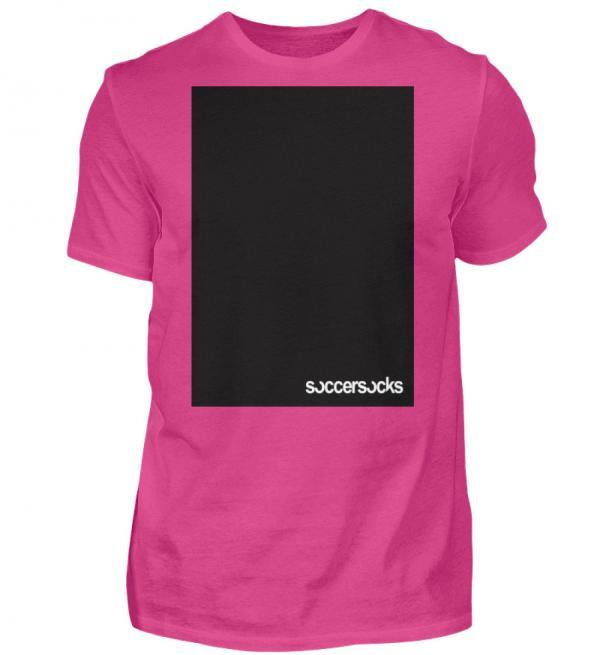 "Soccersocks ""Black Bar"" - Herren Premiumshirt-28"