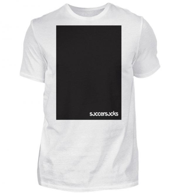 "Soccersocks ""Black Bar"" - Herren Premiumshirt-3"