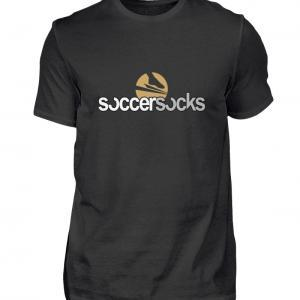 "Soccersocks ""Logo Classic"" - Herren Premiumshirt-16"