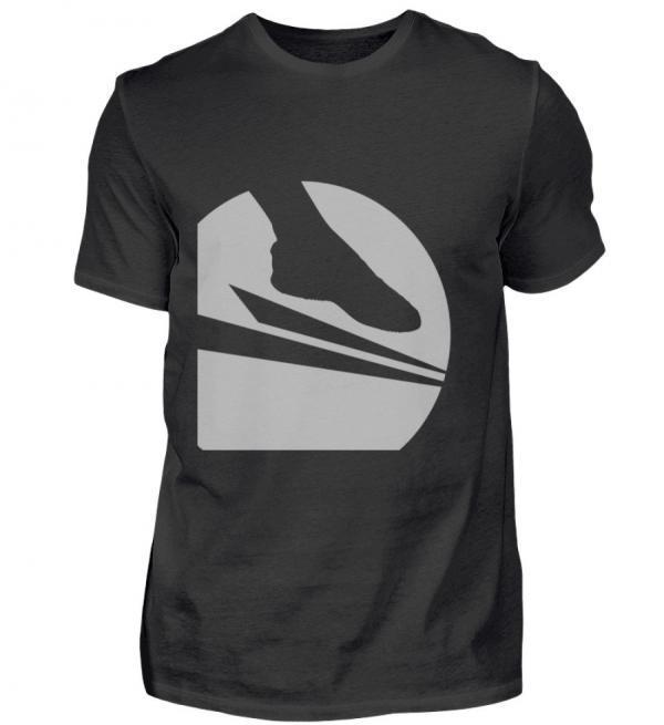 "Soccersocks ""Logo Global Grey"" - Herren Premiumshirt-16"